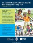 UF Health Shands Bike Rodeo and Safety Fair