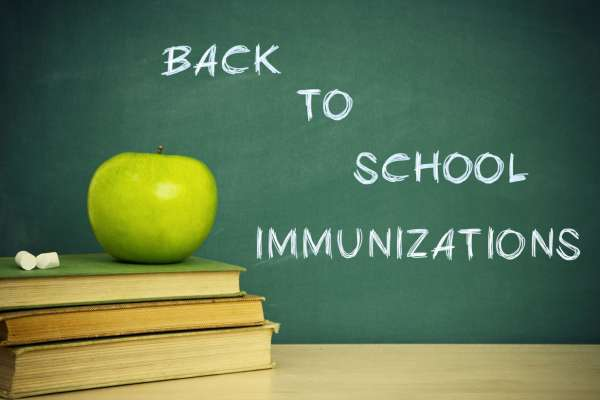 Back to School Health and Immunizations