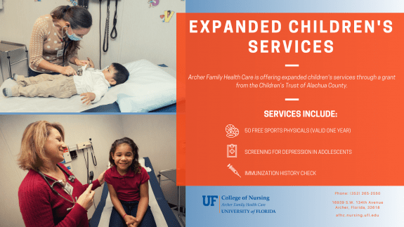 AFHC Expanded Services